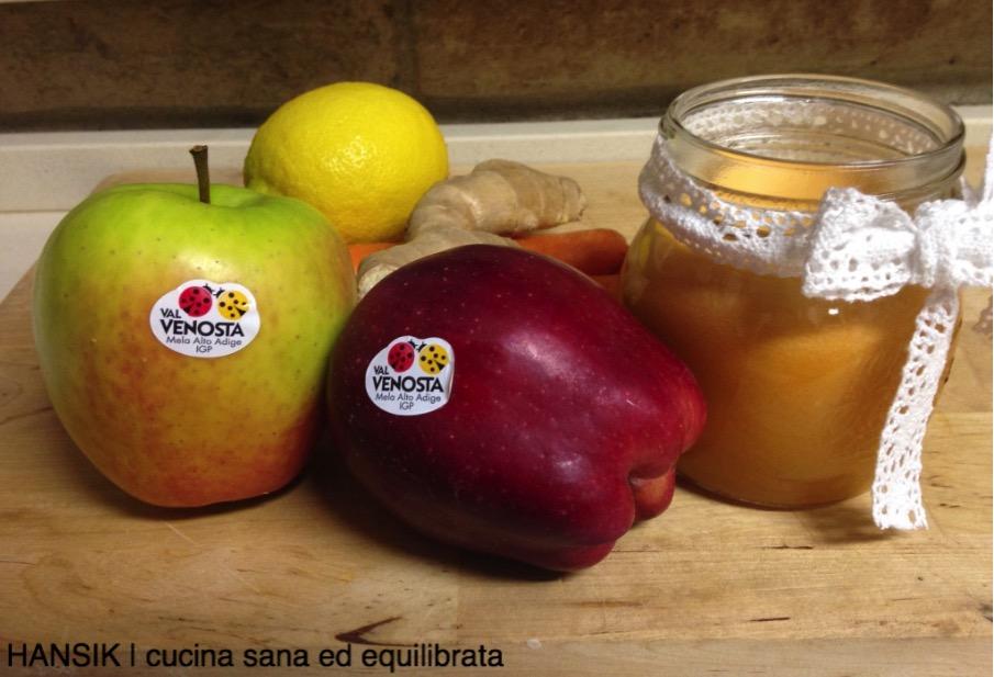 centrifugato mela carote e zenzero-3
