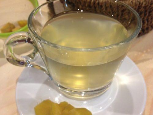 Tisana allo zenzero e miele, infuso energetico e antinfluenzale