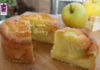 Torta di mele, ricetta Bimby