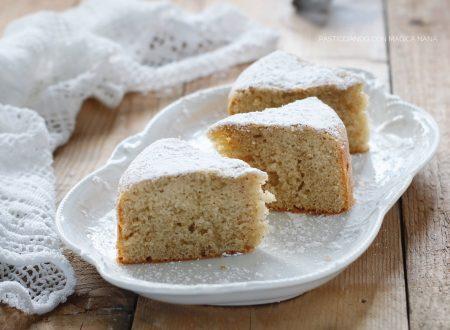 Torta al latte caldo e vaniglia ricetta Bimby e ricetta tradizionale