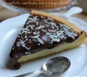 Crostata morbida con crema alla Nutella ricetta tradizionale e ricetta Bimby