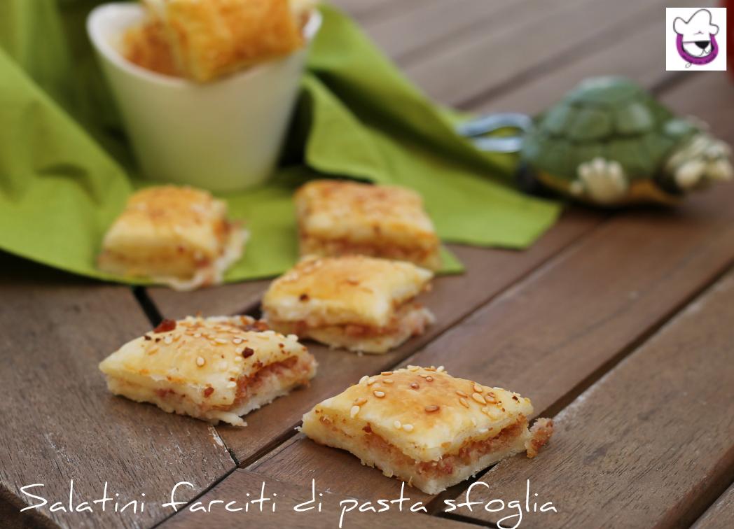 Ricerca ricette con salatini di pasta sfoglia for Ricette di pasta