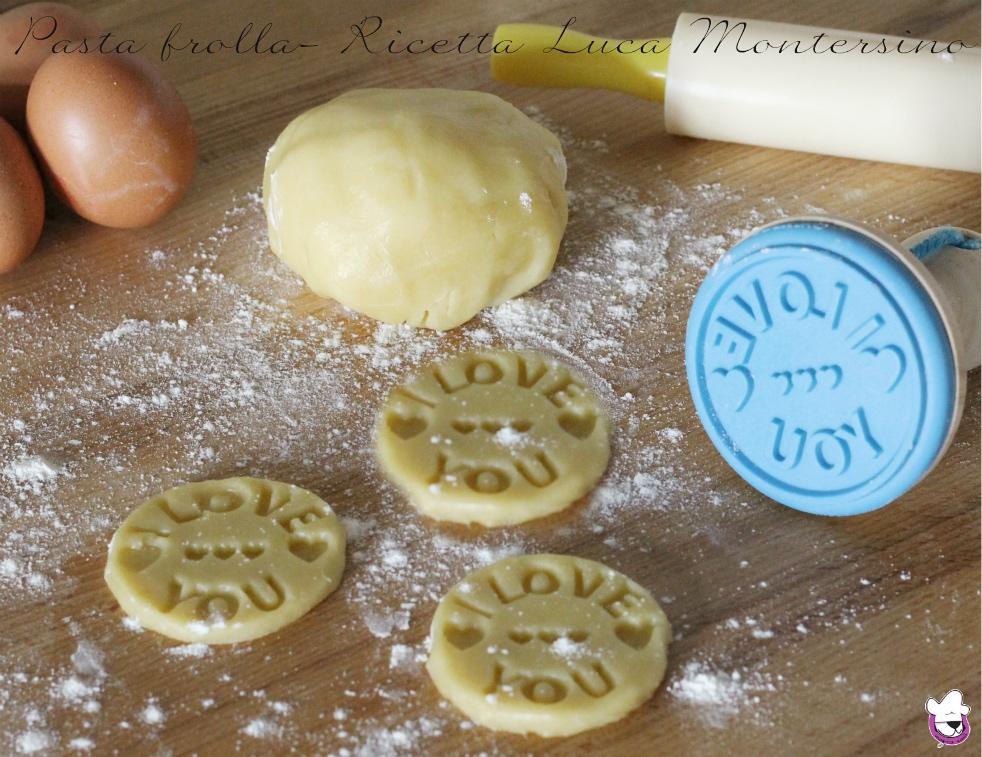 Pasta frolla-Ricetta Montersino