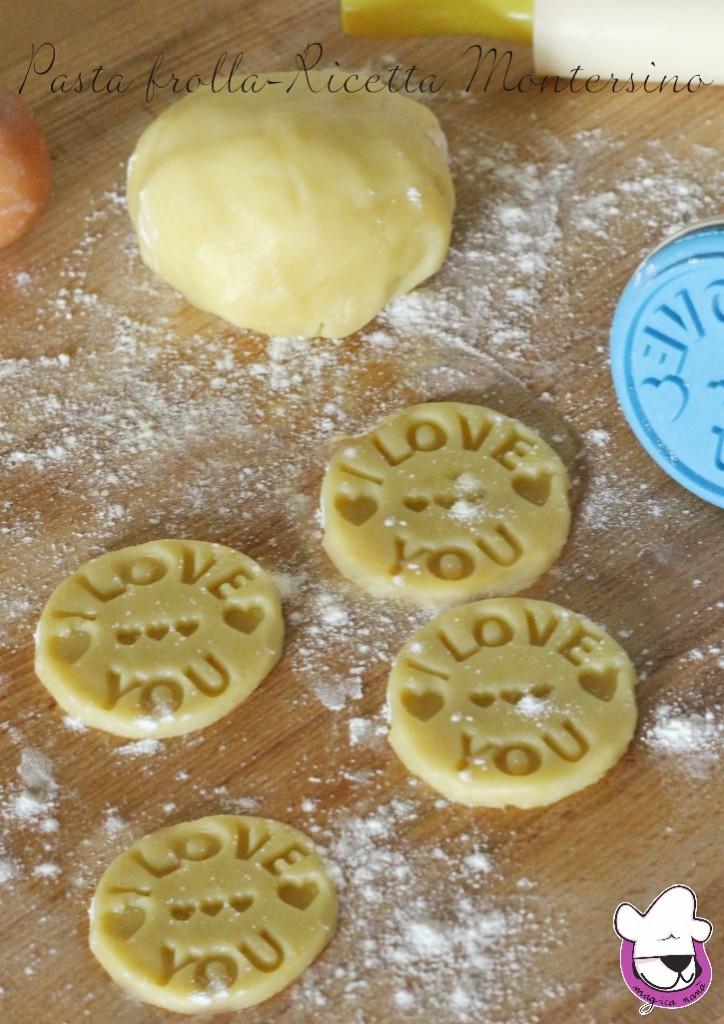Pasta frolla, ricetta Montersino