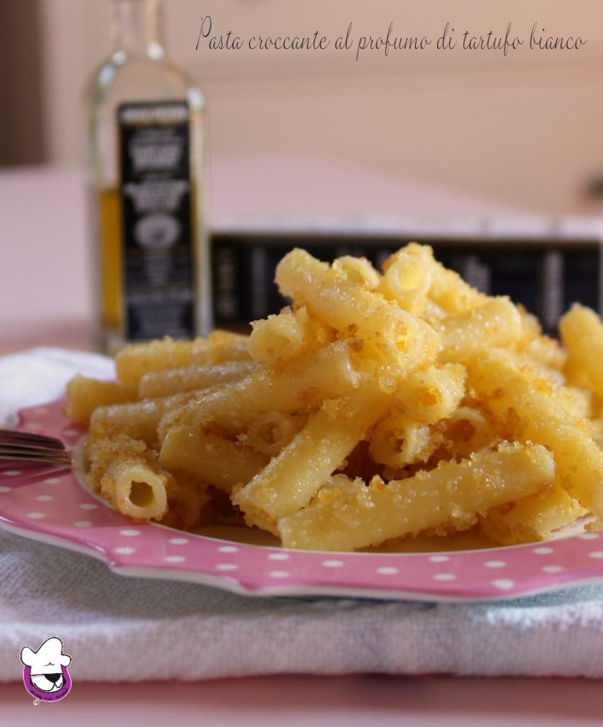Pasta croccante