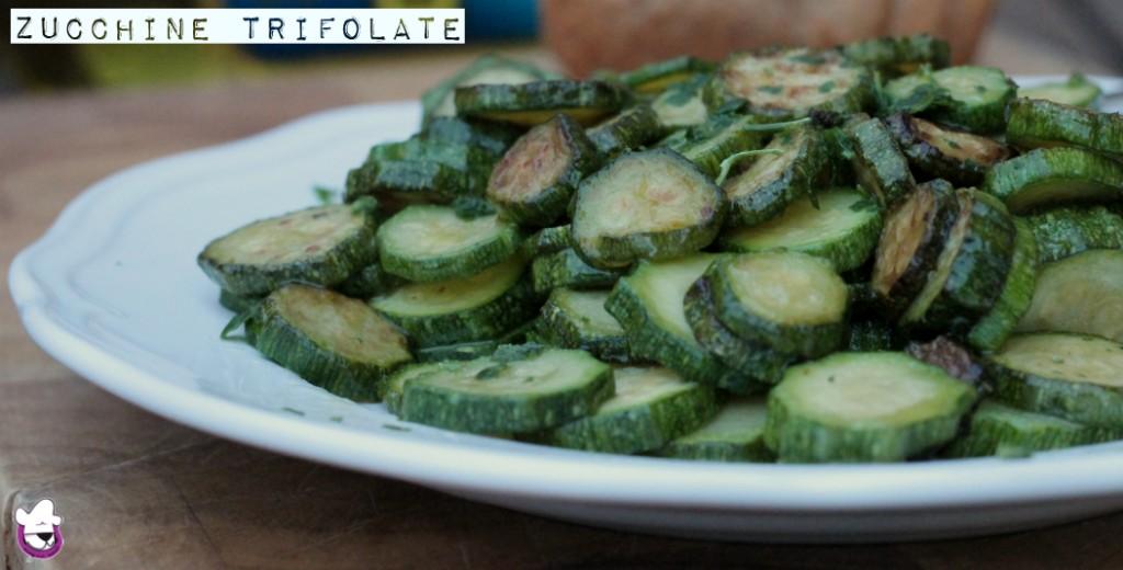 Zucchine trifolate |Ricetta contorni