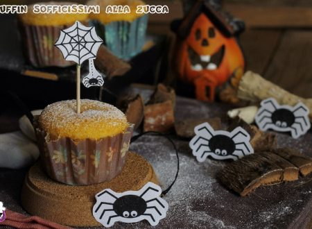 Muffin sofficissimi alla zucca, ricetta tradizionale e ricetta Bimby