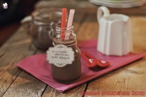 Cioccolato istantaneo, ricetta tradizionale e ricetta Bimby