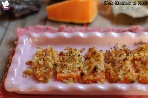 Zucca gratinata al forno