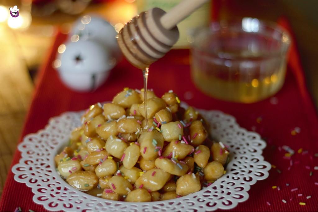 Struffoli, ricetta nonna Rosa