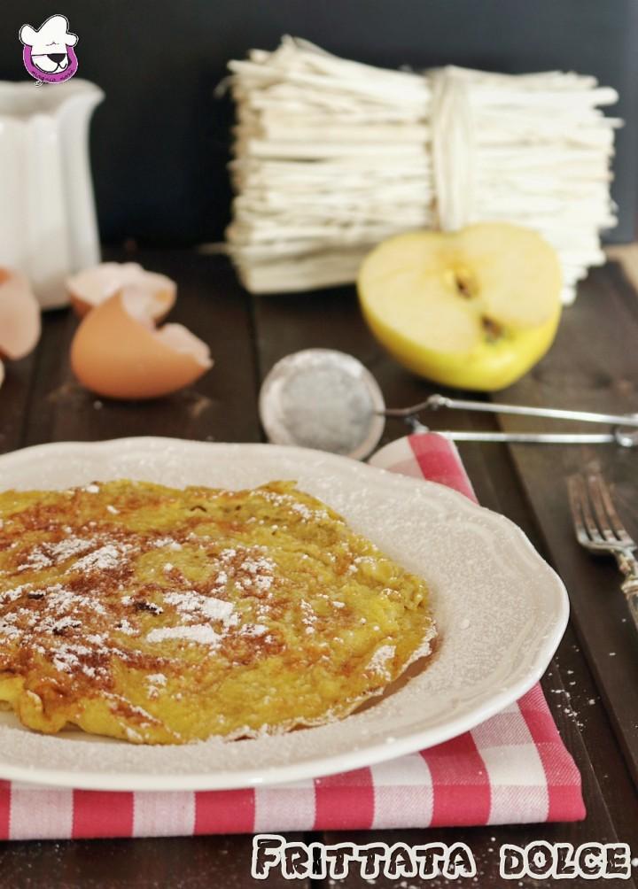 Frittata dolce, ricetta Lucana