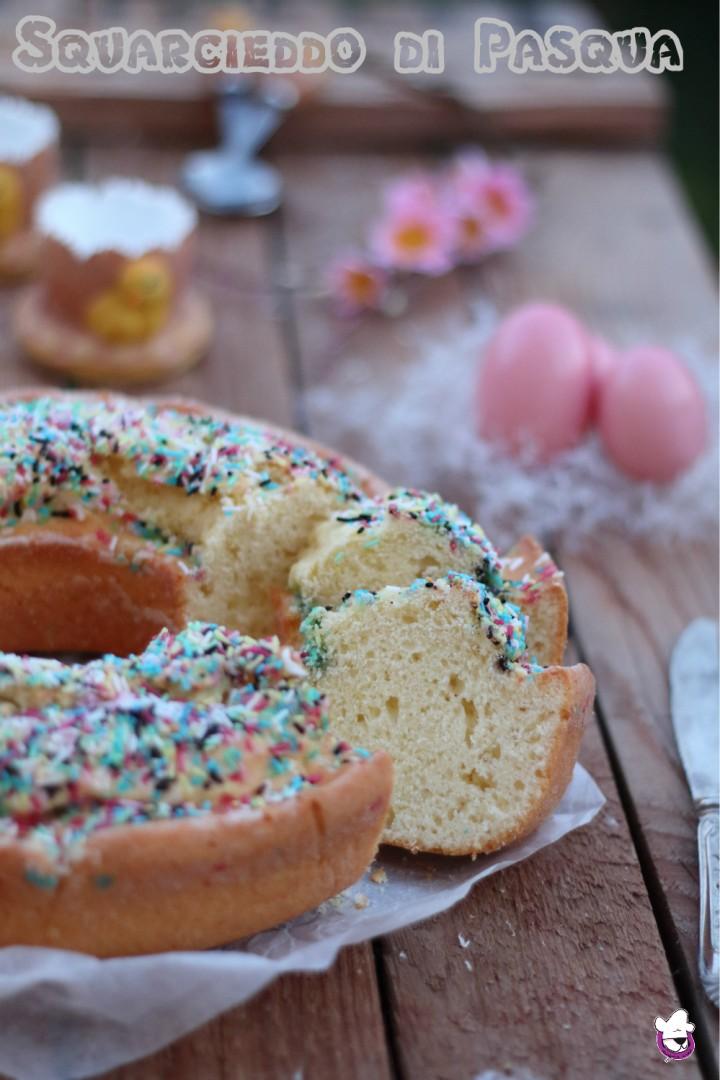 Squarcieddo di Pasqua