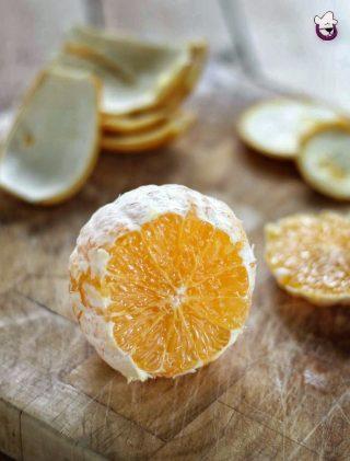 Insalata di arance alla materana