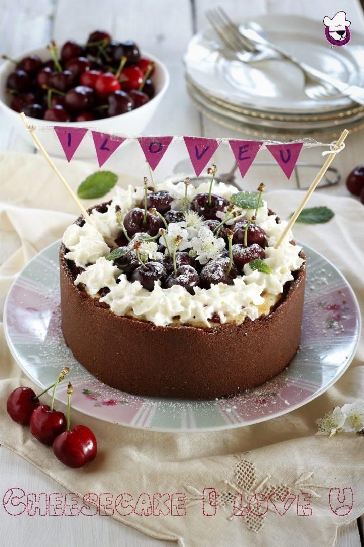 Cheesecake I love U