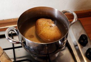 Gnocchi di patate con pomodoro fresco e burrata