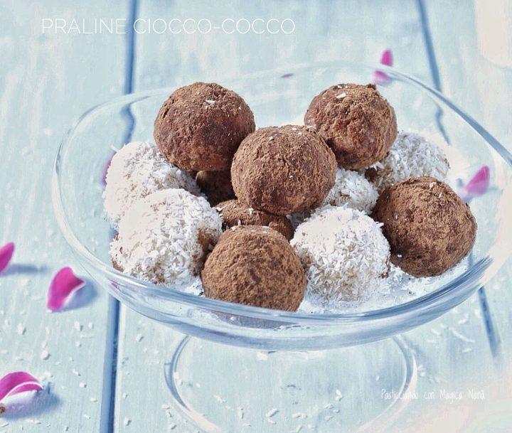 Praline ciocco-cocco