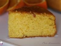 Pan d'arancio senza burro e senza olio, ricetta tradizionale e ricetta Bimby