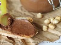 Crema spalmabile alla nocciola & cioccolato, ricetta Bimby