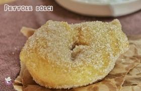 Pettole dolci ( con la patata nell'impasto )