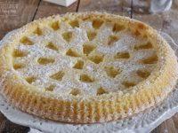 Torta rovesciata all'ananas con farina di riso, ricetta senza burro