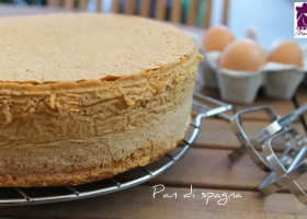 Pan di spagna….per la mia torta