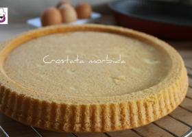 Crostata morbida ricetta tradizionale e ricetta Bimby