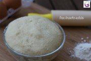 Pan brioche salato, ricetta tradizionale e ricetta Bimby