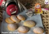 Biscottini alla vaniglia