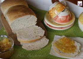 Pan bauletto, ricetta Bimby