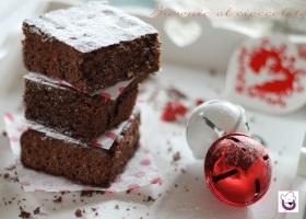 Brownie al cioccolato, ricetta tradizionale e ricetta Bimby