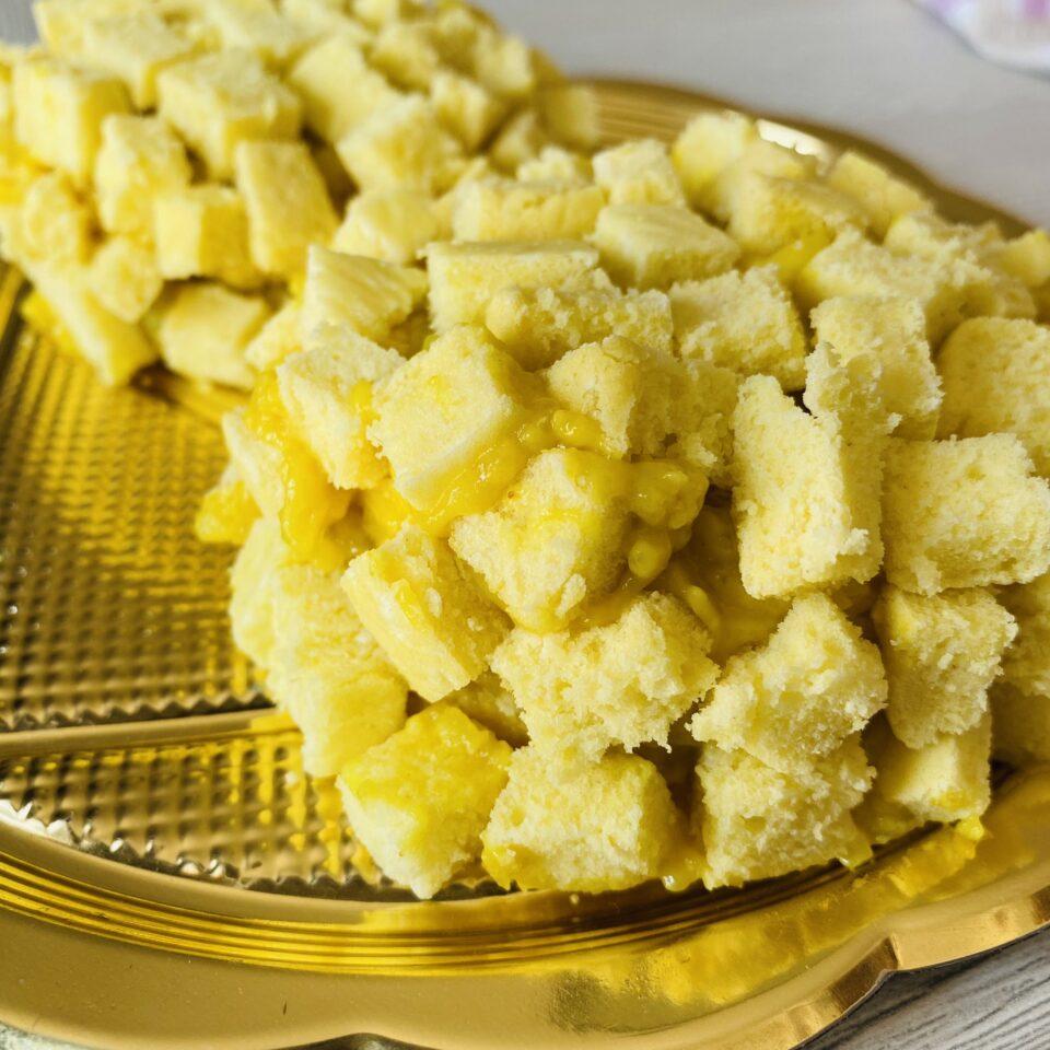 [alt] torta mimosa senza glutine e lattosio