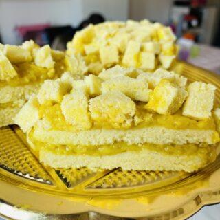 [alt] torta senza glutine lattosio