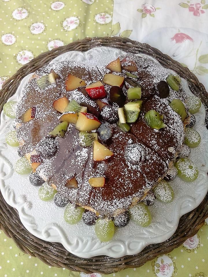 Cuore frutta di stagione