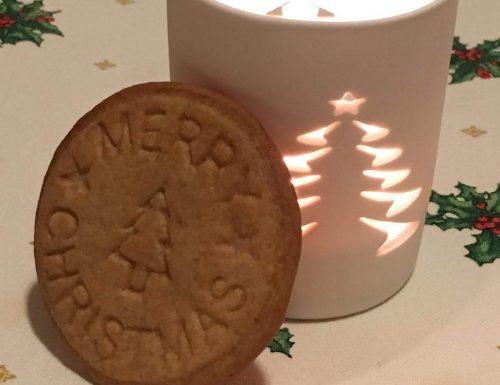 Biscotti natalizi pan di zenzero.