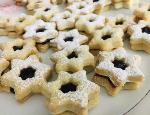 Spitzbuben (biscotti tirolesi)