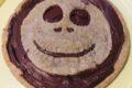 Crostata-scheletro nutella biscuits