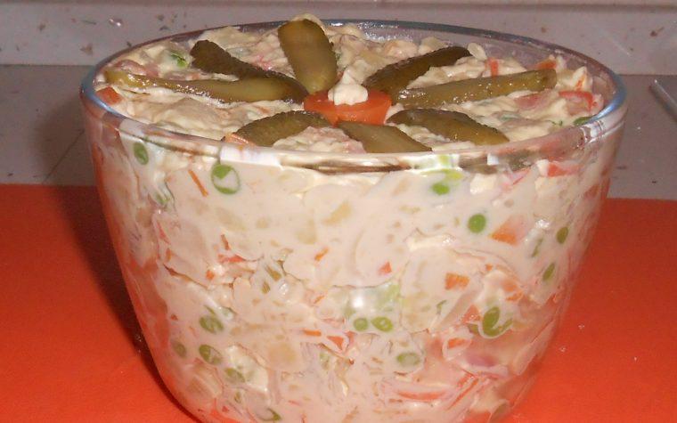 Trionfo di insalata russa