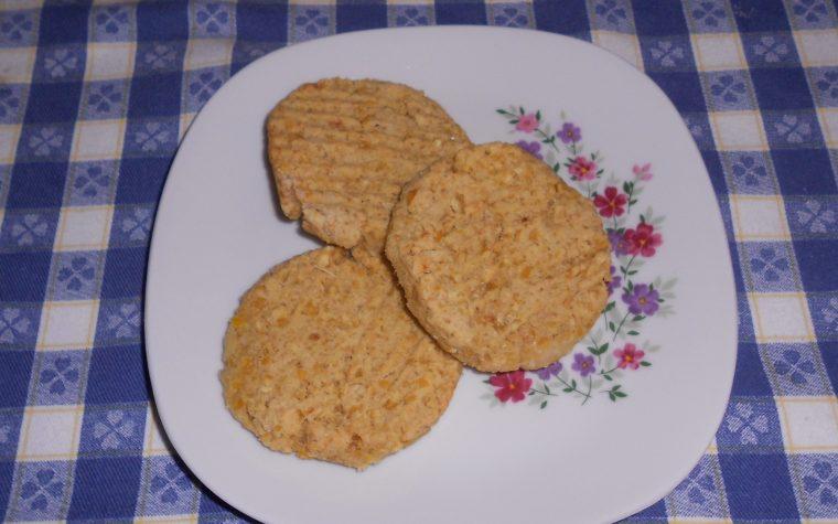 Mini hamburger di ceci e cavolfiore – ricetta Vegana
