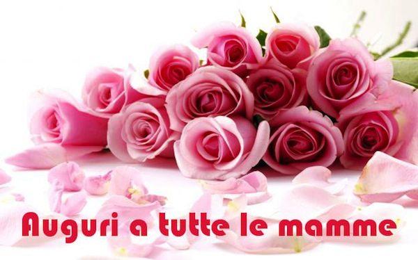 Auguri a tutte le mamme del mondo!