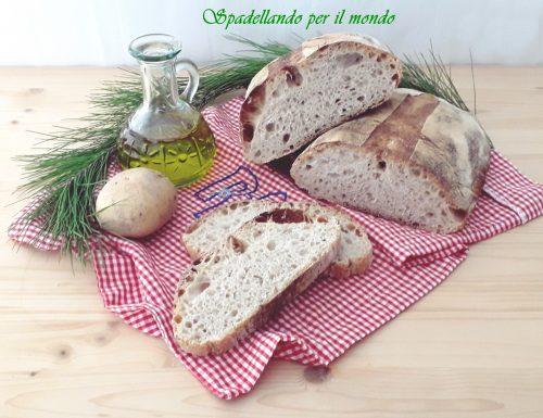 Pane di Patate Semintegrale
