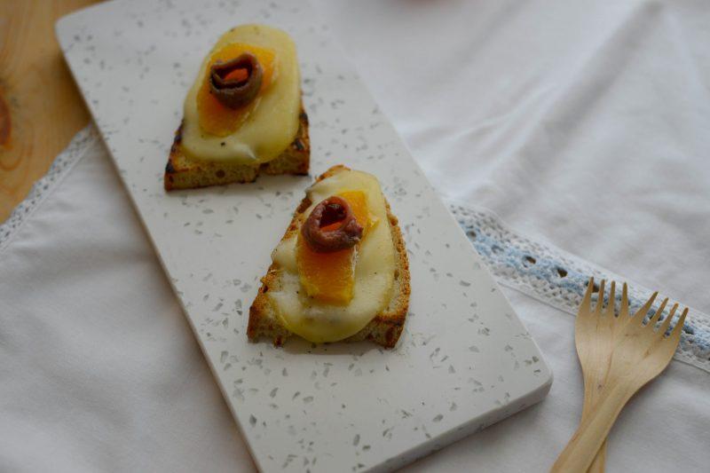 Crostini all'Arancia
