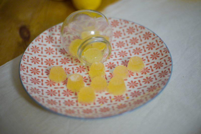 Caramelle Gelèe al Limone