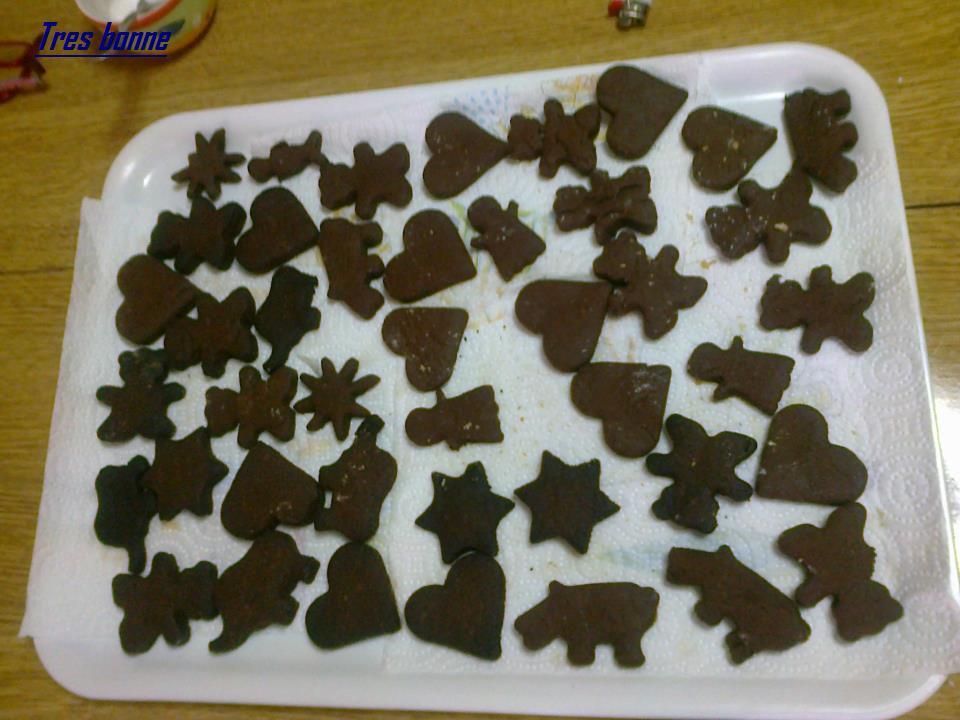 Biscottini di varie forme