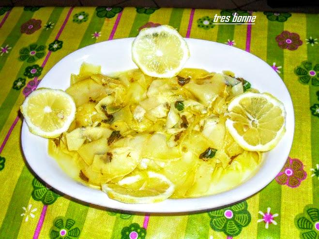 Zucchine alla julienne