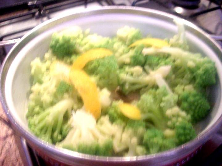 Ricetta broccolo romano contorno