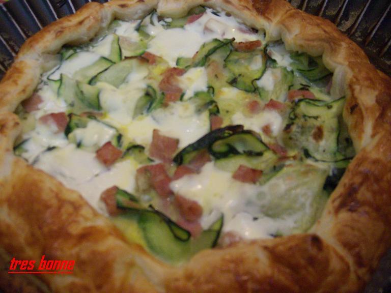 Ricette con pasta sfoglia pronta e zucchine