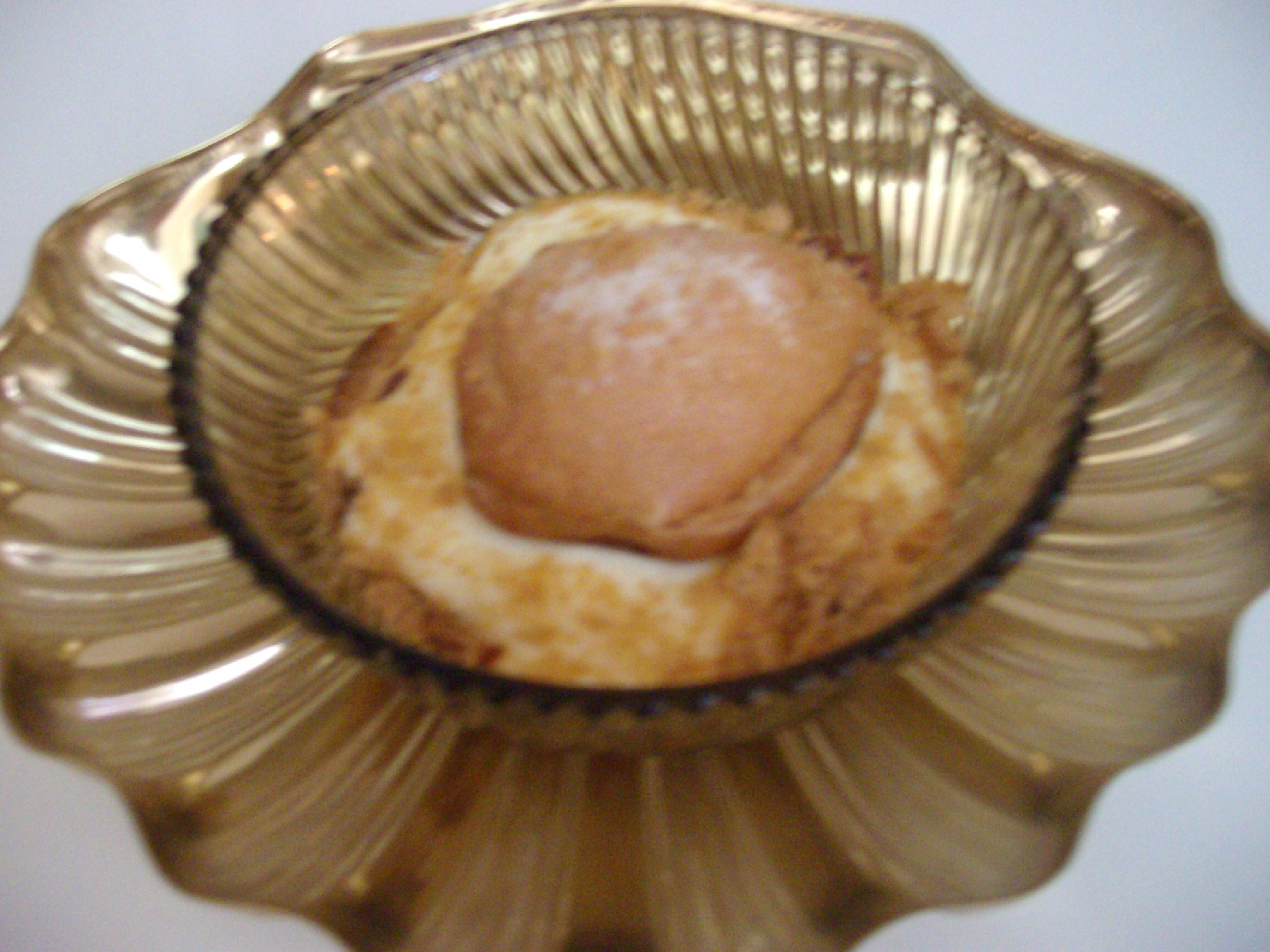 Dessert con meringhe