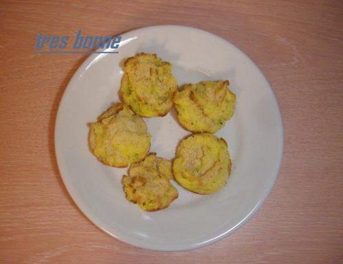Spumini di patate aromatiche