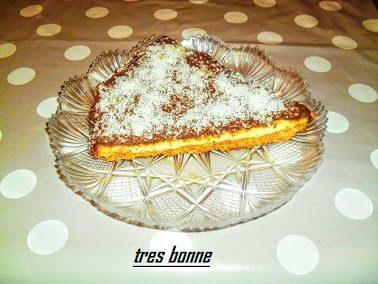 Cheesecake alla nutella e cocco