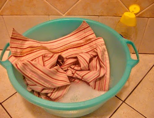 Consigli delle mamme per il bucato